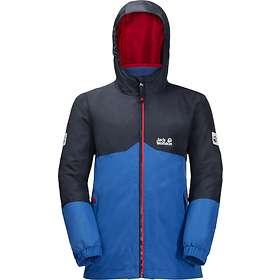 Jack Wolfskin Iceland 3in1 Jacket (Boys)