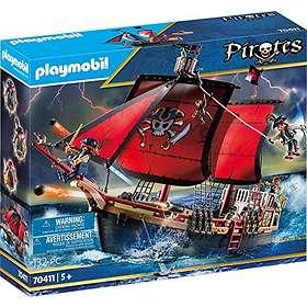 Playmobil Pirates 70411 Skull Pirate Ship