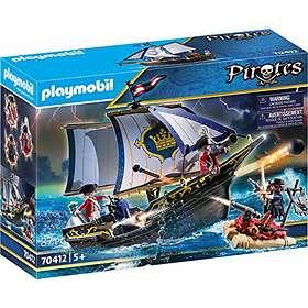 Playmobil Pirates 70412 Redcoat Caravel