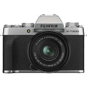 Fujifilm X-T200 + 15-45/3.5-5.6 PZ