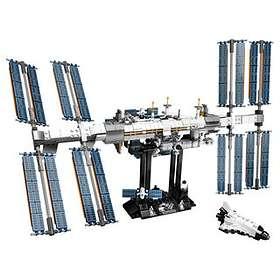 LEGO Ideas 21321 Internationell Rymdstation