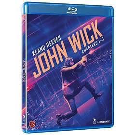 John Wick: Chapters 1-3