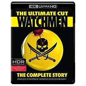 Watchmen - The Ultimate Cut (UHD+BD)