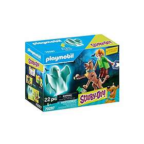 Playmobil SCOOBY-DOO! 70287 Scooby and Shaggy with Ghost