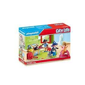 Playmobil City Life 70283 Barn Med Maskeradkista