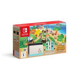Nintendo Switch (2019) (incl. Animal Crossing) - Limited Edition