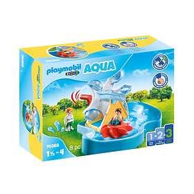 Playmobil 1.2.3 70268 Aqua-Water Carrousel