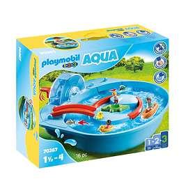 Playmobil 1.2.3 70267 Aqua-Water Ride