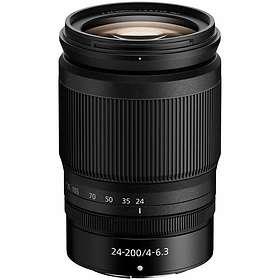 Nikon Nikkor Z 24-200/4.0-6.3 VR S