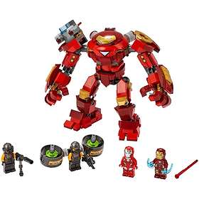 LEGO Marvel 76164 Iron Man Hulkbuster Mot A.I.M.-Agent