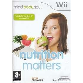 Mind Body & Soul Nutrition Matters (Wii)