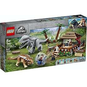 LEGO Jurassic World 75941 Indominus Rex vastaan Ankylosaurus