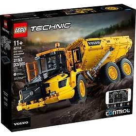 LEGO Technic 42114 Le Tombereau Articulé Volvo 6x6
