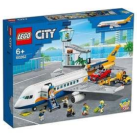 LEGO City 60262 Passagerarplan