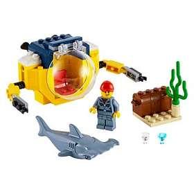 LEGO City 60263 Mini-ubåt