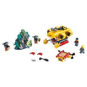 LEGO City Deep Sea Explorers 60264 Forskningsubåt
