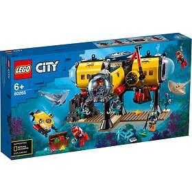 LEGO City 60265 Deep Sea Explorers Hav Forskningsbas