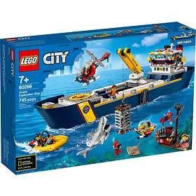 LEGO City 60266 Hav Utforskarskepp