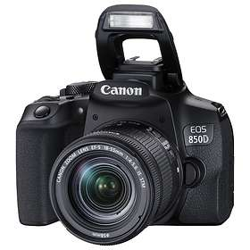 Canon EOS 850D + 18-55/4,0-5,6 IS STM