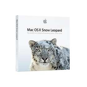 Apple Mac OS X Snow Leopard 10.6 Nor (Oppgradering)