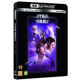 Star Wars - Episode IV: A New Hope - New Line Look (UHD+BD)