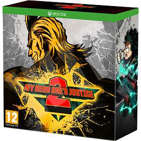 My Hero One's Justice 2 - Collector's Edition (Xbox One)