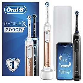 Oral-B Genius X 20900 CrossAction Duo