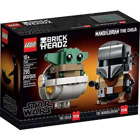 LEGO Star Wars 75317 The Mandalorian & the Child