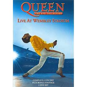 Queen: Live at Wembley (2-Disc)