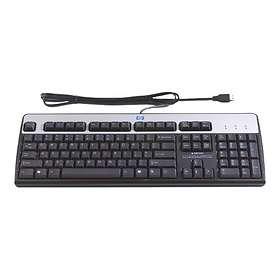 Jämför priser på HP Standard Keyboard USB (SV) Tangentbord - Hitta ... 4bef3f259a9d0