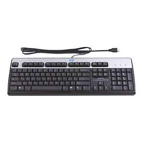 HP Standard Keyboard USB (SE/FI)