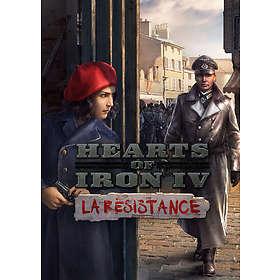 Hearts of Iron IV La Resistance DLC (PC)