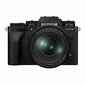 Fujifilm X-T4 + XF 16-80/4.0 OIS R WR