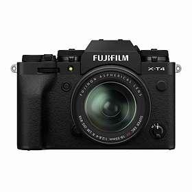 Fujifilm X-T4 + XF 18-55/2,8-4,0 R LM OIS