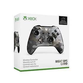Microsoft Xbox One Wireless Controller - Night Ops Camo (Xbox One/PC)