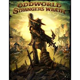 Oddworld: Stranger's Wrath - Limited Edition (Switch)