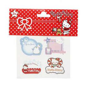 Sanrio Hello Kitty Christmas Stickers