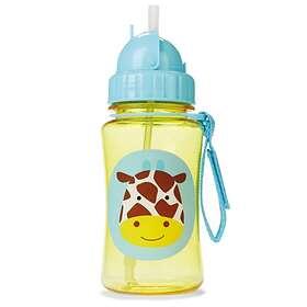 Skip Hop Zoo Straw Bottle 350ml