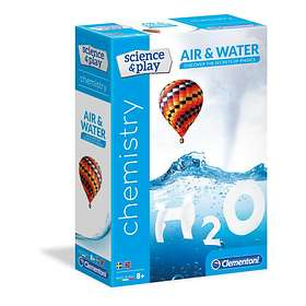 Clementoni Science & Play Air & Water