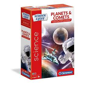 Clementoni Science & Play Planets & Comets