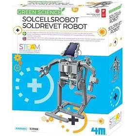 Karnan Green Science Solcellsrobot