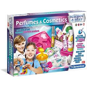 Clementoni Science & Play Perfumes & Cosmetics