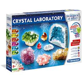 Clementoni Science & Play Crystal Laboratory