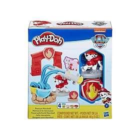 Hasbro Play-Doh Paw Patrol Rescue Marshall