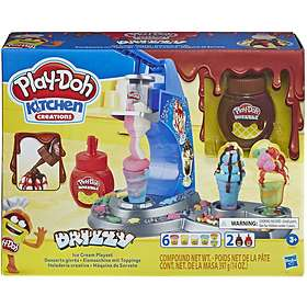 Hasbro Play-Doh Kitchen Creations Drizzy Ice Cream Playset