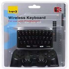 Logic3 Wireless Keyboard (PS3)
