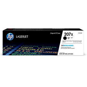 HP 207X (Svart)