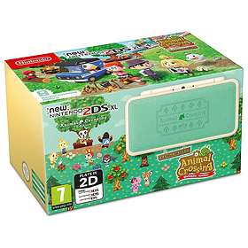 Nintendo New 2DS XL (incl. Animal Crossing: Leaf)