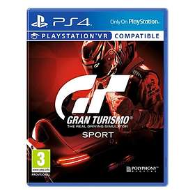Gran Turismo Sport Spec II (VR) (PS4)