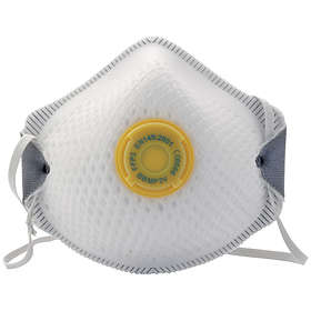 Draper FFP3 NR Moulded Dust Masks 82489 (2pcs)